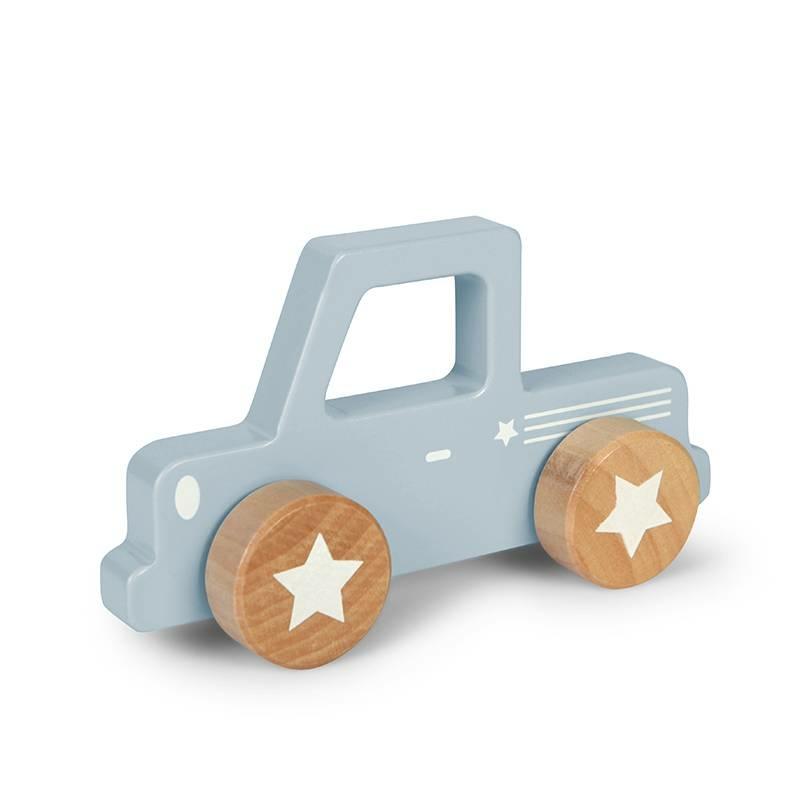 Little Dutch fa játék autó - pick up
