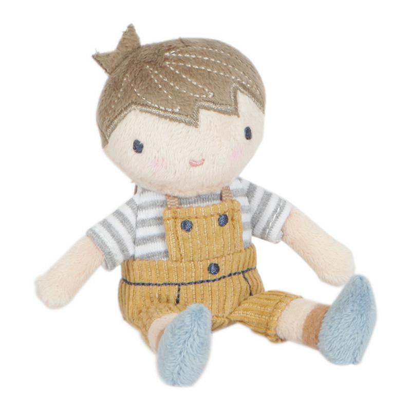 Little Dutch Jim baba - 10 cm