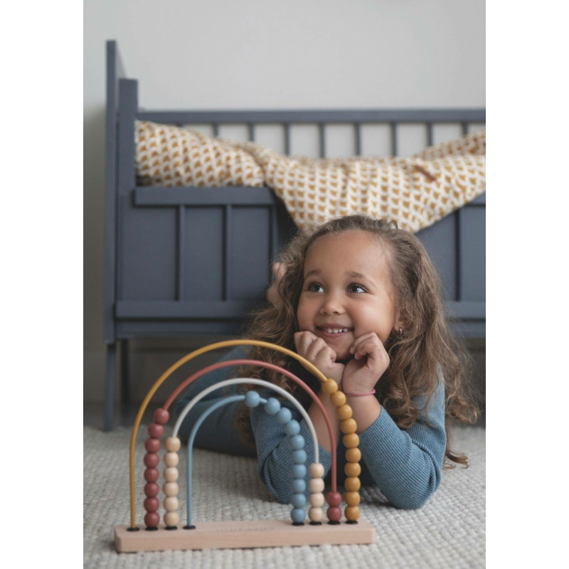 Little Dutch abacus szivárvány játék - Pure & Nature